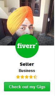 Sdevinder Fiverr - SEO Professional in Worldwide